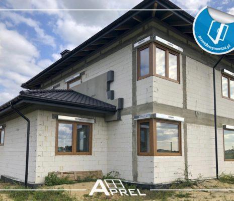 Prawidłowy montaż okien i rolet