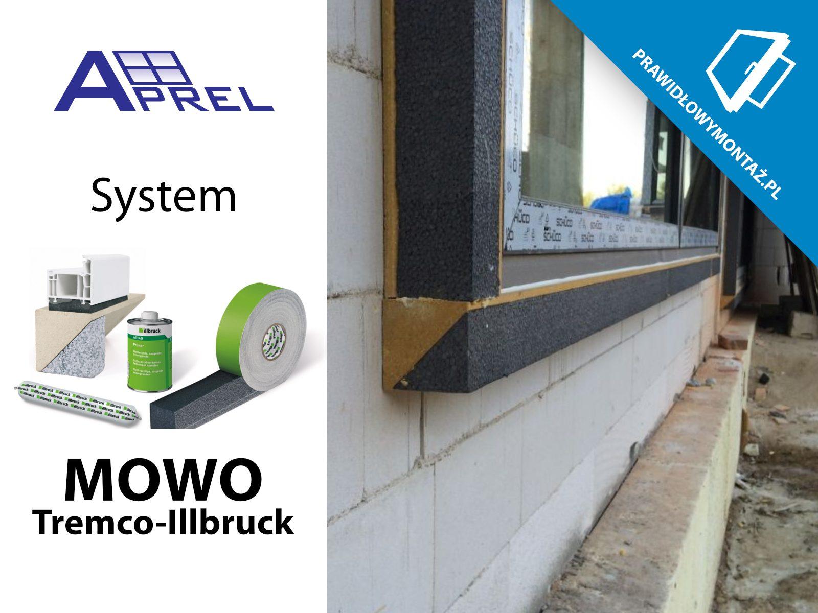 Rewolucyjny system do montażu okien w strefie izolacji budynku.